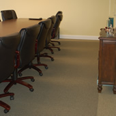 Corporate HQ Conference Room