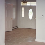 Residential Flooring - Carpet and Tile