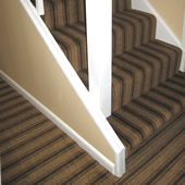 Carpeting on Stairwells