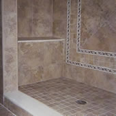 Residential tile project